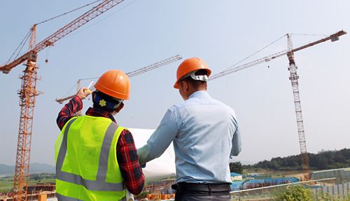 construction and supervision